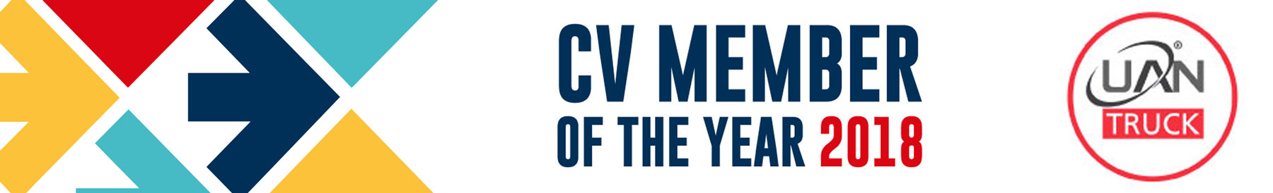 CV Member of the Year 2018